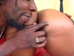 Dark and Ebony;Big Butts;Doggy Style;Big Cock;Black