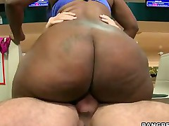 Big ass booty -  Supposing you like boastfully 40 inch chunky asses your gonna love this video
