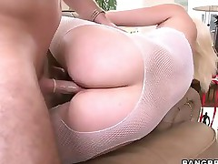 Marissa, Bella, and Valerie -  Three Huge Asses Getting Pounded Hardcore