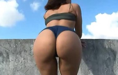 Big booty from assparade