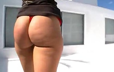 Bubble butt, Asses, Booty