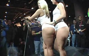 Nice bubble butts